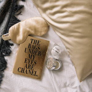 Champagne O'Clock Pillowcase - Celebrate Bedtime In Style! - Satosense