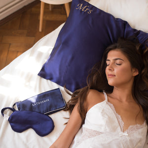 2x Silk Sleep Gift Set - Satosense