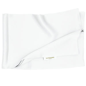 The Classic White Pillowcase - For An Extraordinary Night! - Satosense