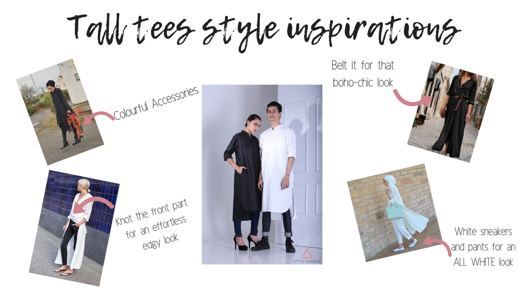 Style Series: Tall Tees