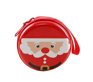 Christmas Decorations Creative Cartoon Tinplate Coin Purse