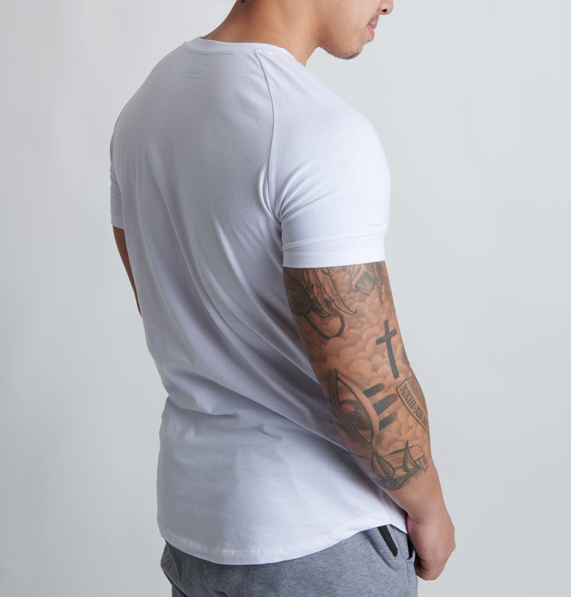 Origins T-Shirt - White
