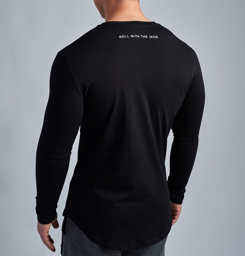 Staple Long Sleeve - Black