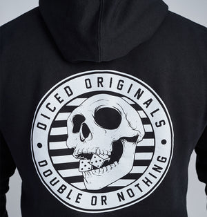 Double x Nothing Hoodie - UNISEX