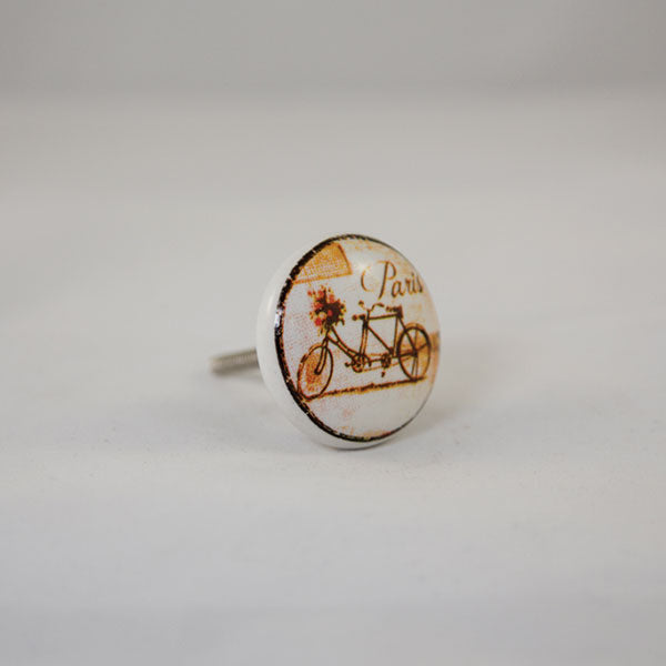 Paris Bicycle Knob
