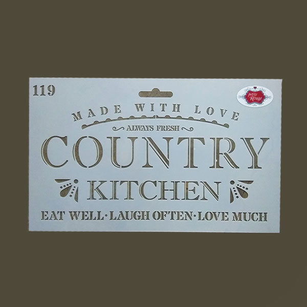 No.119 Country-Kitchen (180x295)