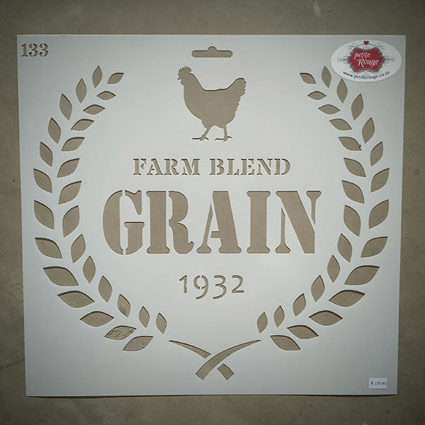 No.133 Farm Blend Grain 380x360