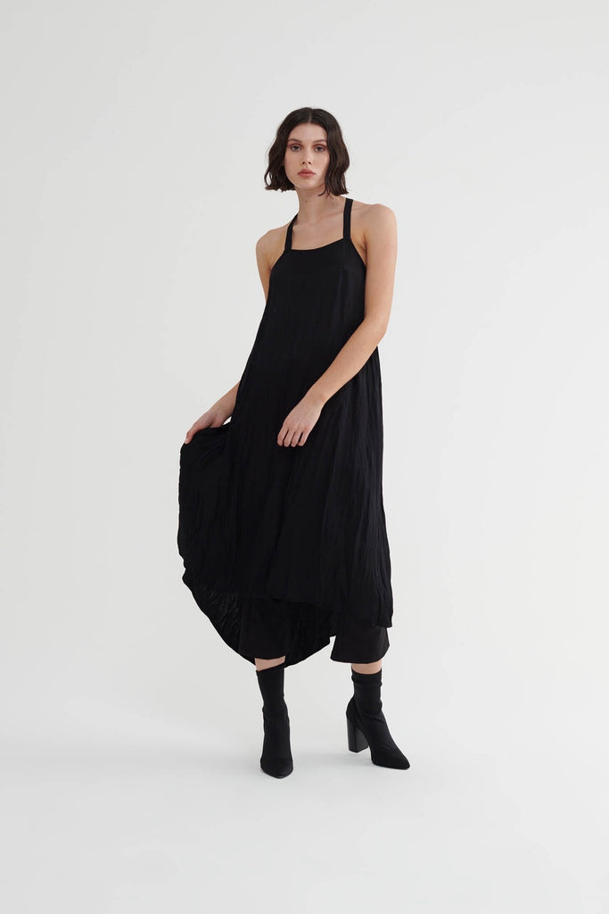 Washed Mode Slip Dress