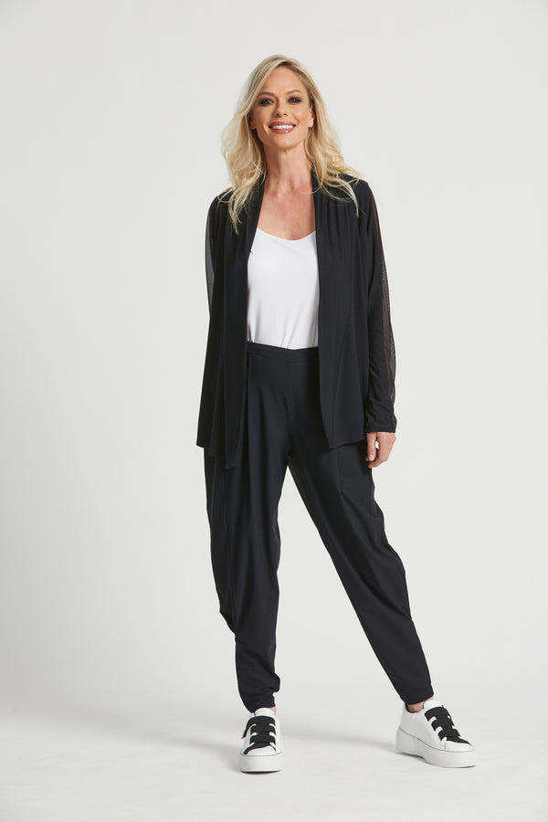 Ankle Pleat Pant