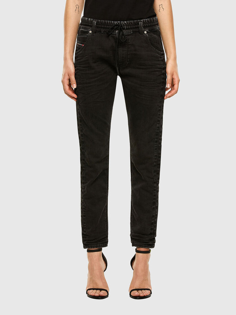 KRAILEY R-X-NE Sweat Jeans (Stressed Black)