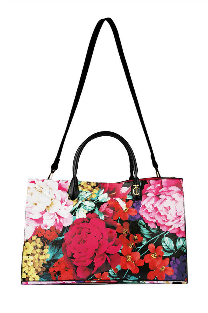 ONCE IN A FLORAL Tote