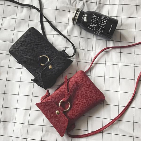 Women Stylish Phone Becket Purse Crossbody Bags