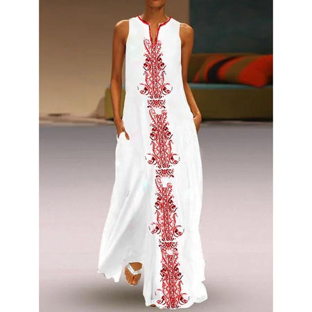 Summer Folkways Summer Maxi Dresses Vintage