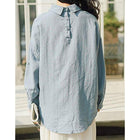 Casual Loose Long Sleeve Shirts