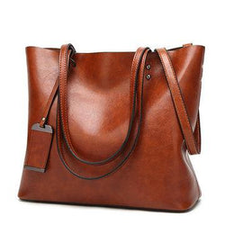 Women Vintage Large Capacity Tote Handbags