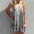 Sexy Dresses Holiday Deep V-Neck Holiday Sleeveless Dress
