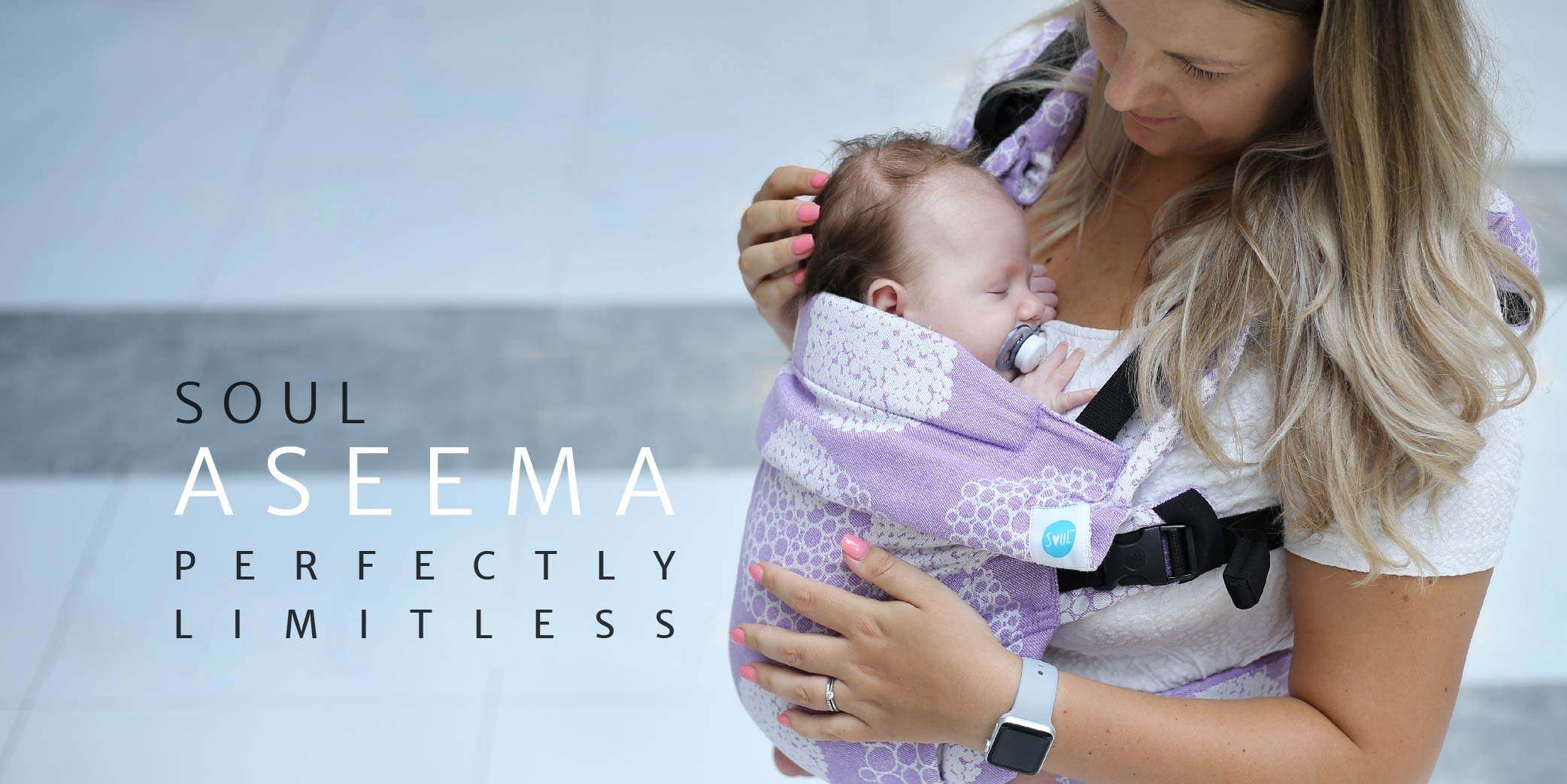 Soul AseemA - Newborn to Toddler Baby Carrier