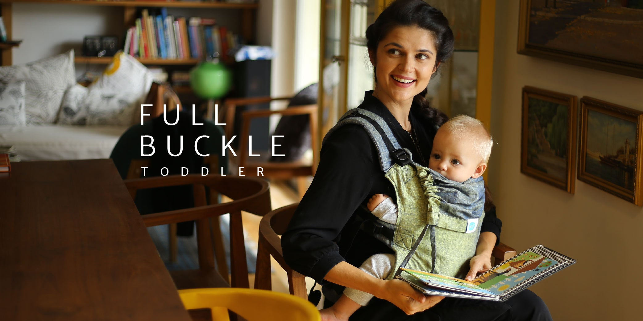 Soul Full Buckle Toddler