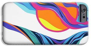 Abstract Seascape - Phone Case