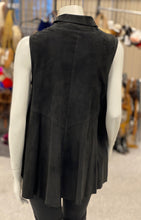 Load image into Gallery viewer, Suede Leather Vest