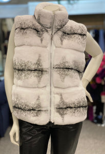 Reversible Rabbit Vest (Short)
