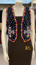 Load image into Gallery viewer, Hand Beaded Vest
