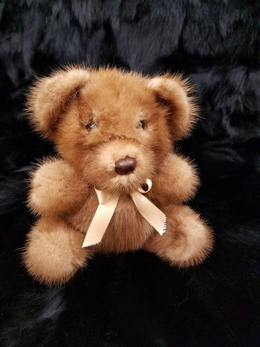 Teddy Bear in Mink