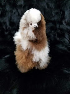 Lamb's Fur Alpaca Stuffed Animal Toy