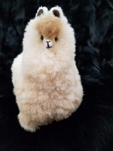 Load image into Gallery viewer, Lamb's Fur Alpaca Stuffed Animal Toy