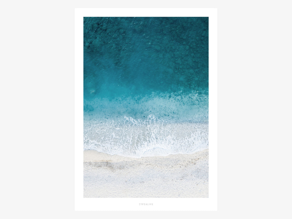 Print / Above The Beach No. 1