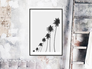 Print / All About Palms No. 6