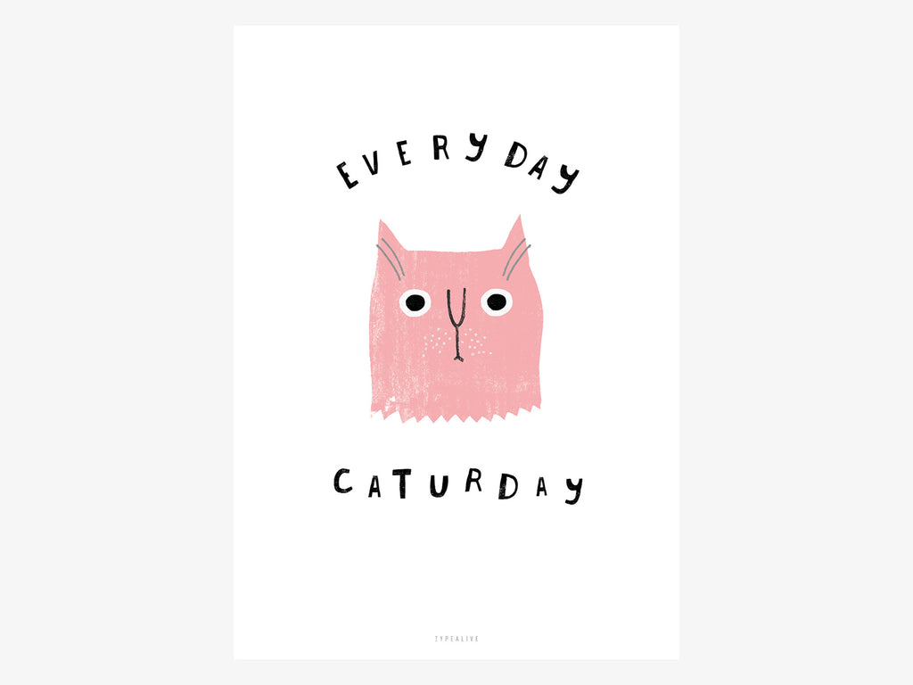 Print / Catisfaction No. 4