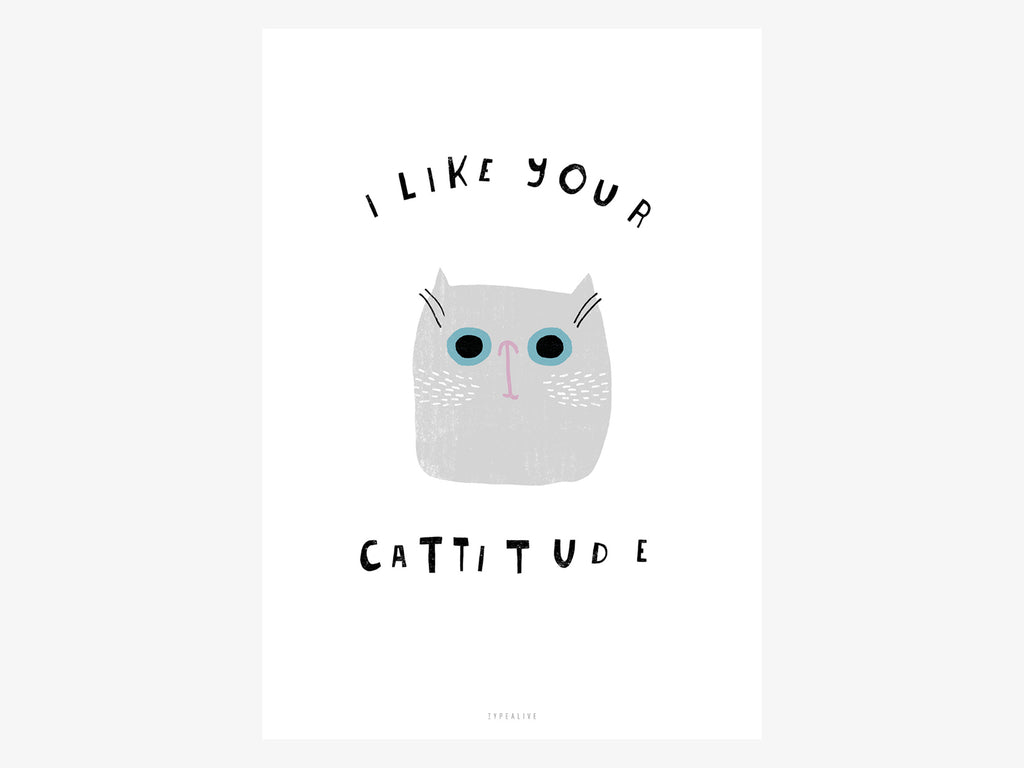 Print / Catisfaction No. 6