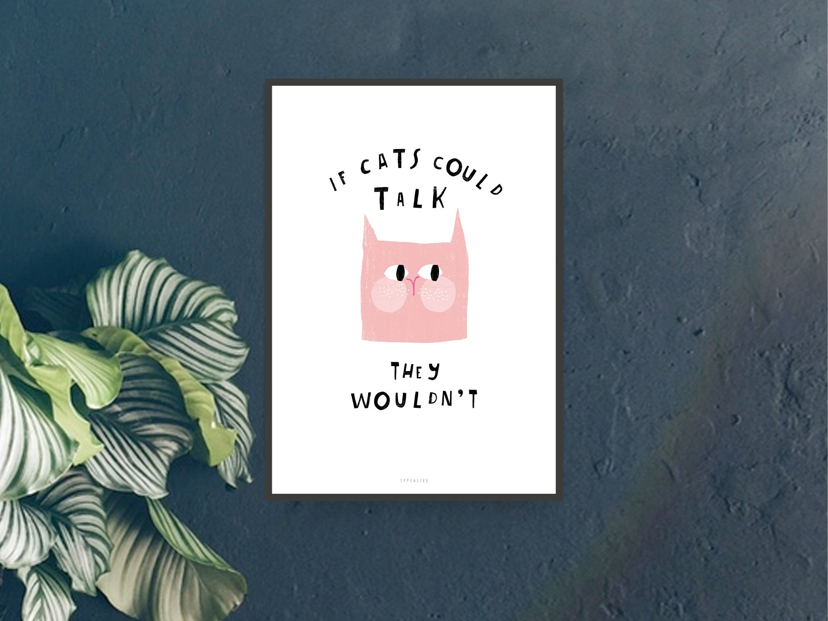 Print / Catisfaction No. 10