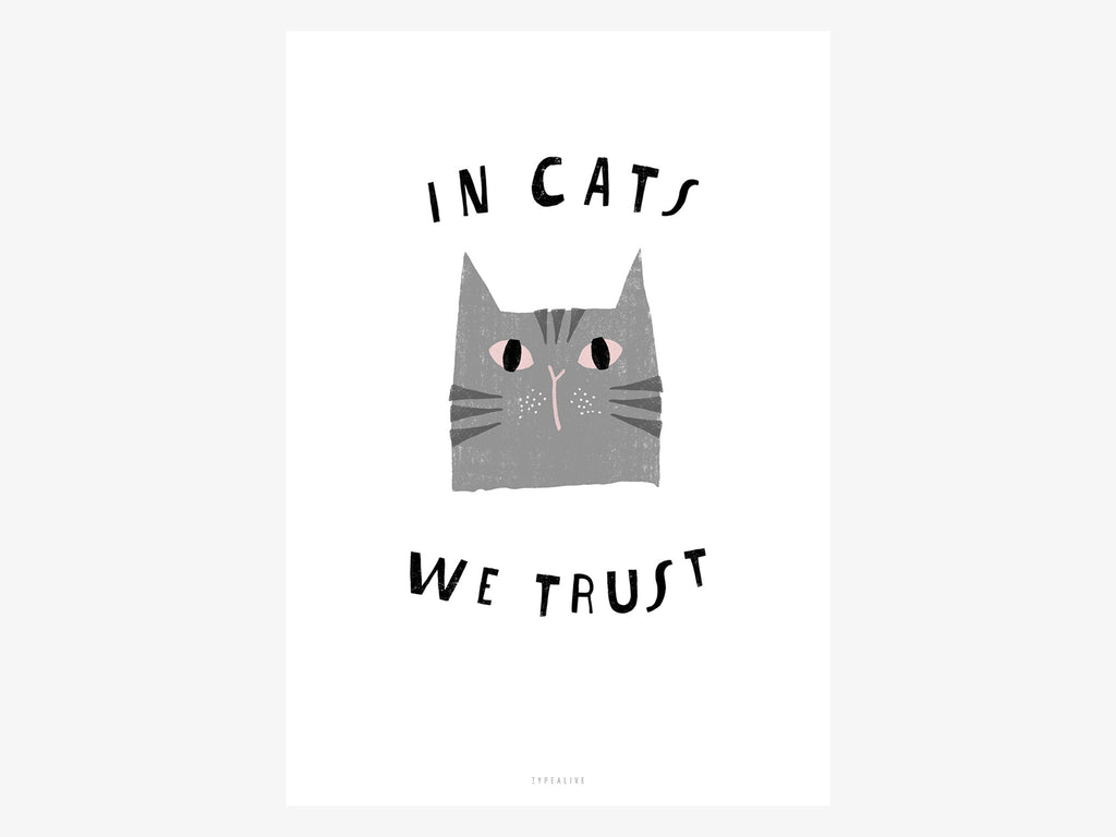 Print / Catisfaction No. 3