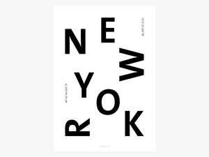 "Print / Cities ""New York"""