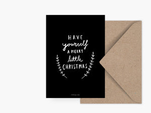 Postkarte / Little Christmas