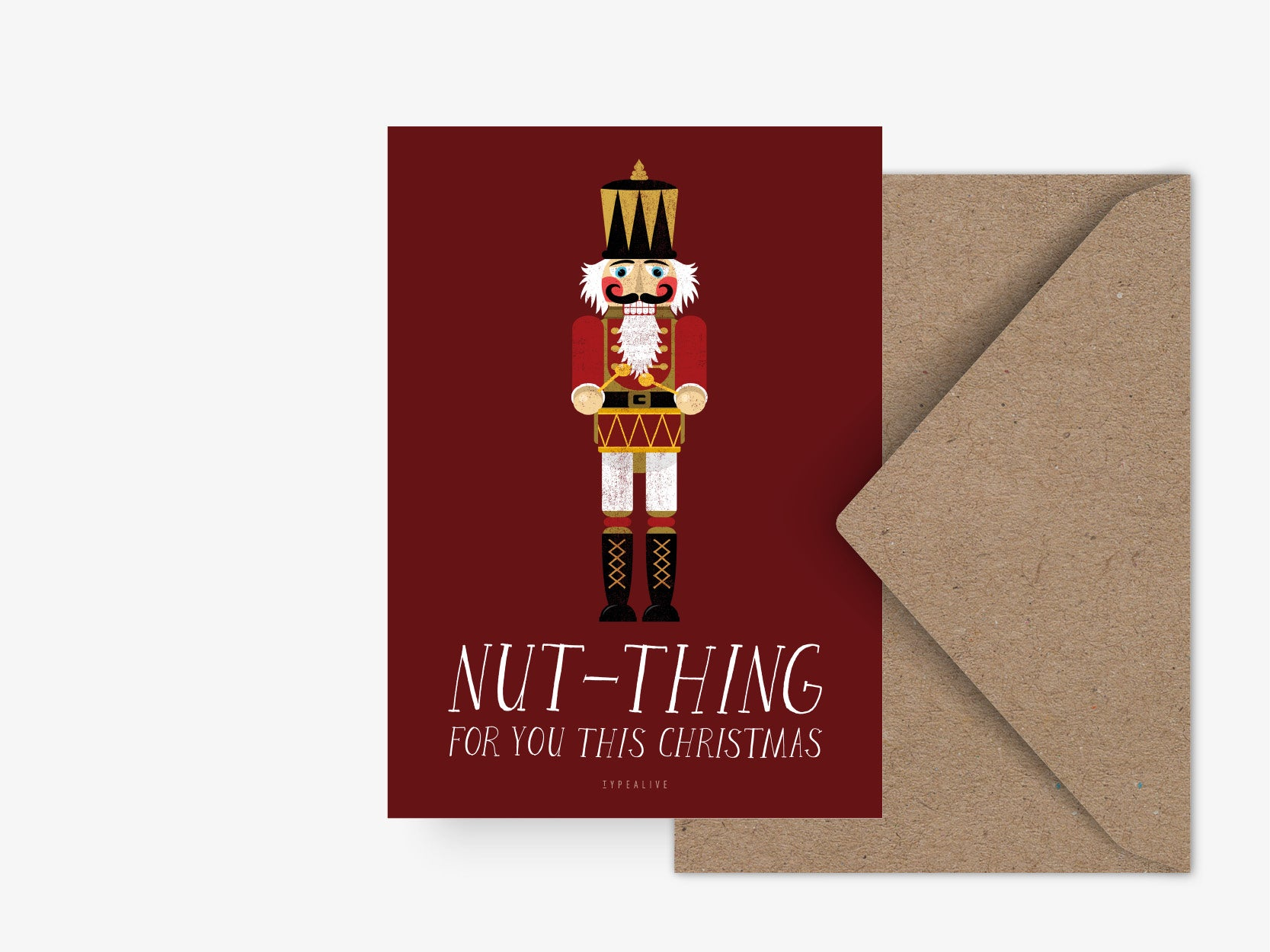 Postkarte / Nut Thing No. 1