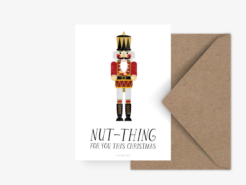 Postkarte / Nut Thing No. 2