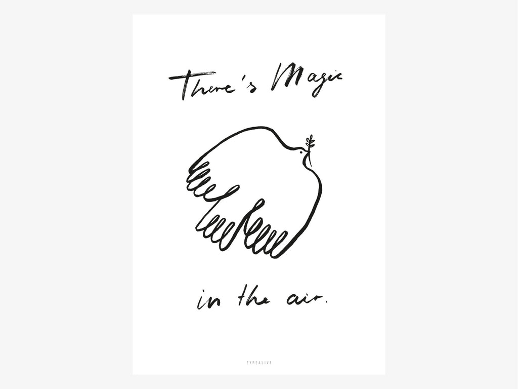 Print / Magic In The Air