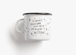 Too Good To Waste / Tasse / Dachschaden
