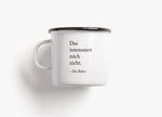 Too Good to Waste / Tasse / Die Bohne