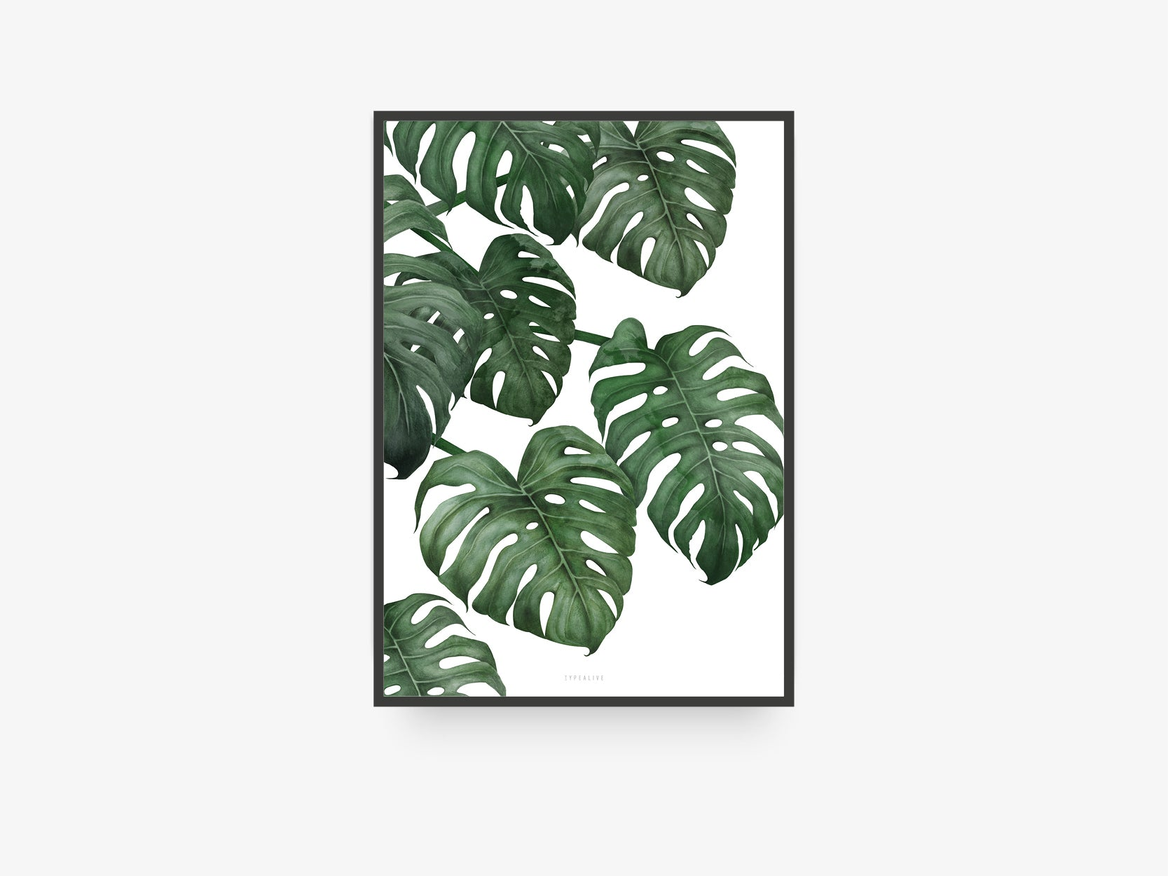 Print / Tropical No. 6