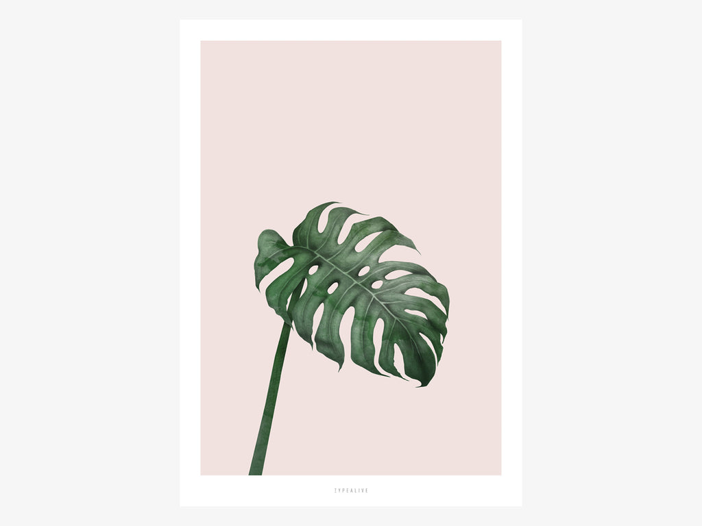 Print / Tropical No. 7
