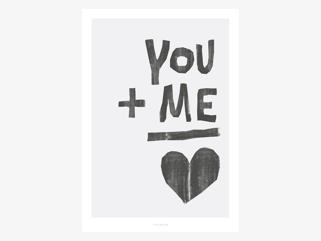 Print / You And Me No. 2