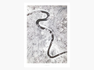 Print / Above The Roads No. 2