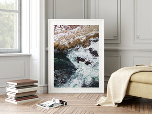 Print / Above The Sea No. 8