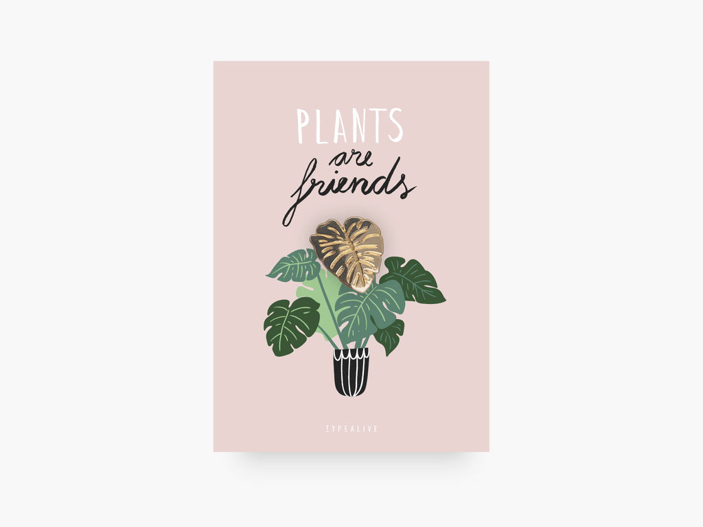 Pin / Plants Are Friends