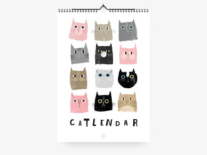 Wandkalender / Catisfaction