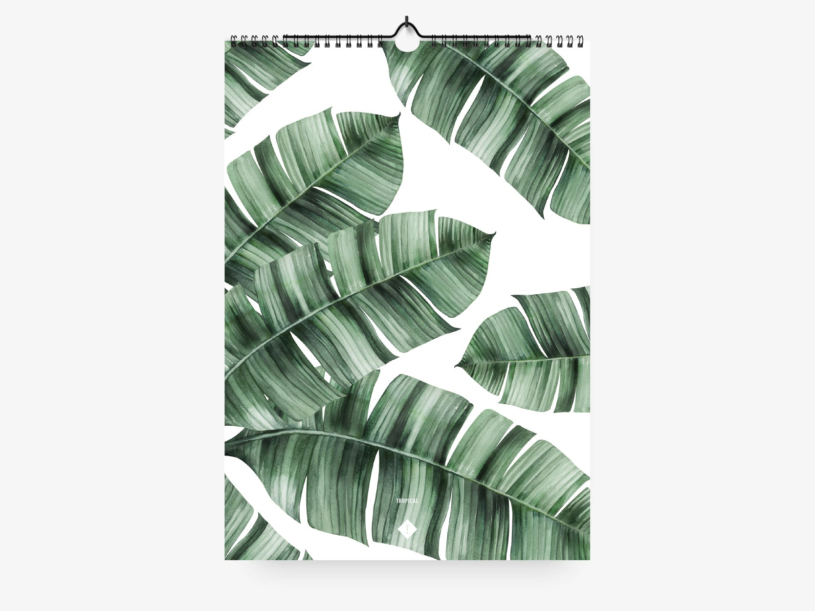 Wandkalender / Tropical